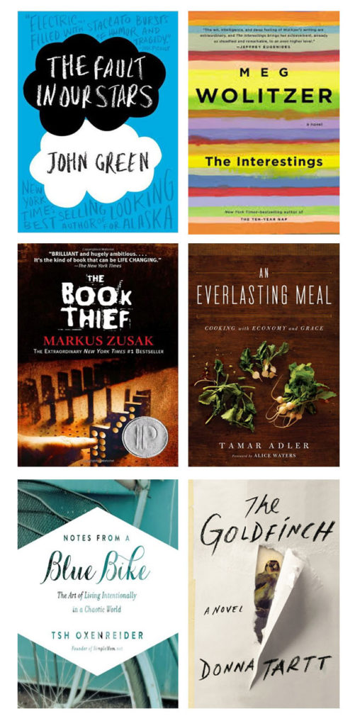 Current Reading List | Dietitian Debbie Dishes