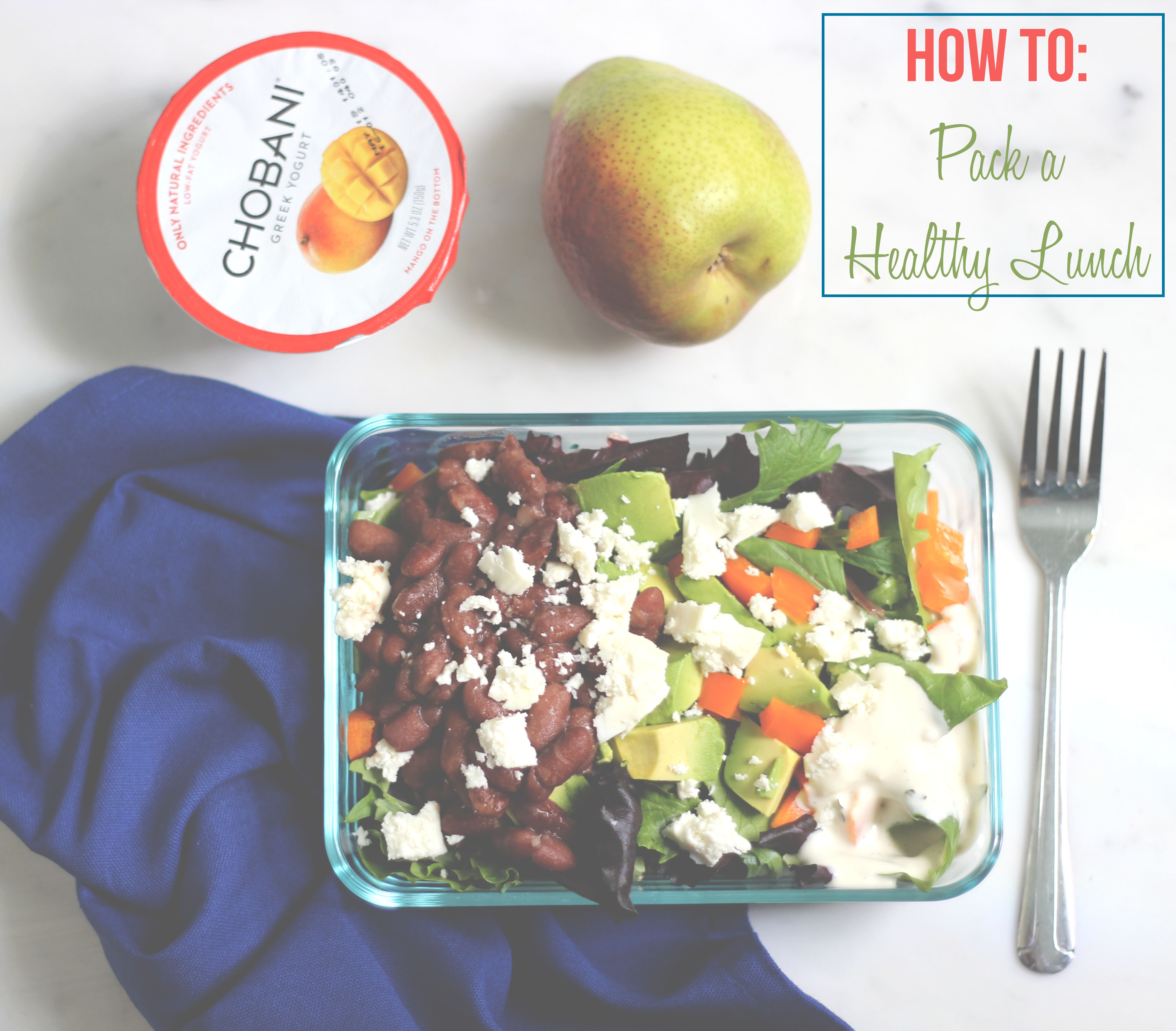 How To Pack A Healthy Lunch Part 1