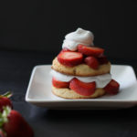 Vegan, Gluten Free Strawberry Shortcake