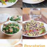 Eating Bird Food Pescatarian Meal Plan