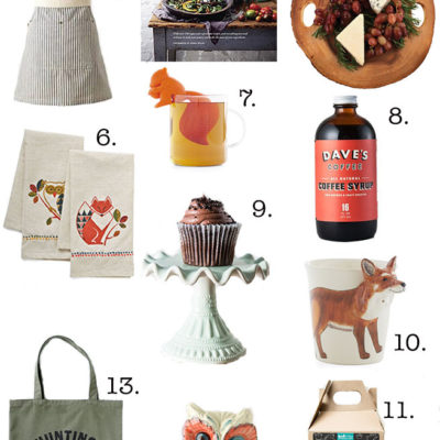 15 Gift Ideas for Foodies