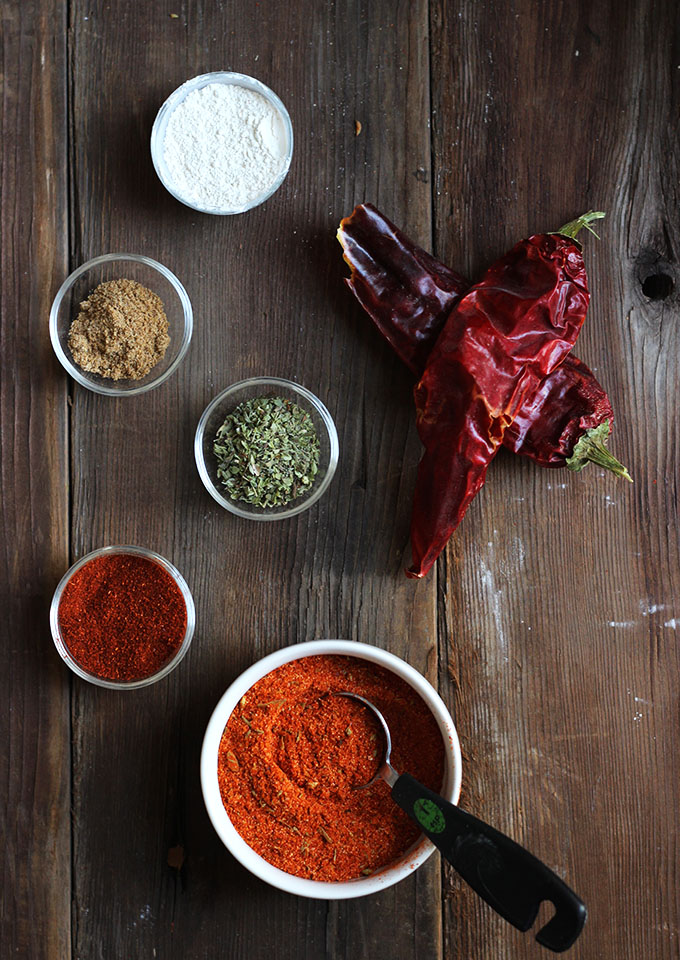 Homemade Taco Seasoning | Dietitian Debbie