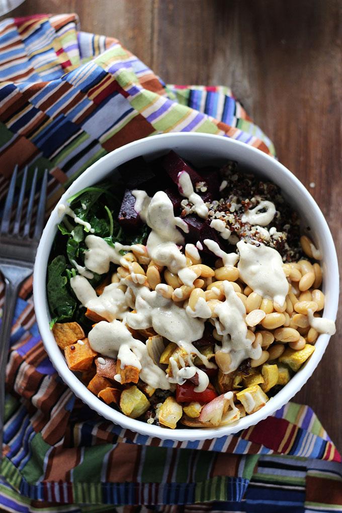 Macro Bowl   Dietitian Debbie Dishes
