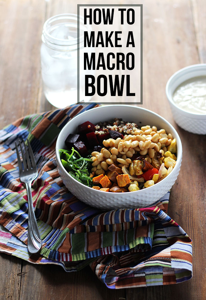Macro Bowl | Dietitian Debbie Dishes