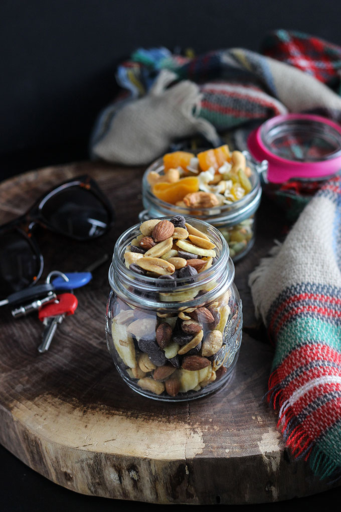 Road Trip Trail Mix | Dietitian Debbie Dishes