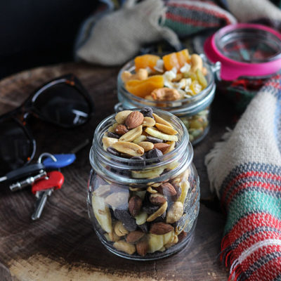 Healthy Road Trip Trail Mix