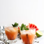 Spiced Grapefruit and Rum Cocktail 2