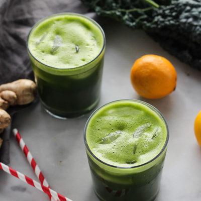 Kale Cider Green Juice