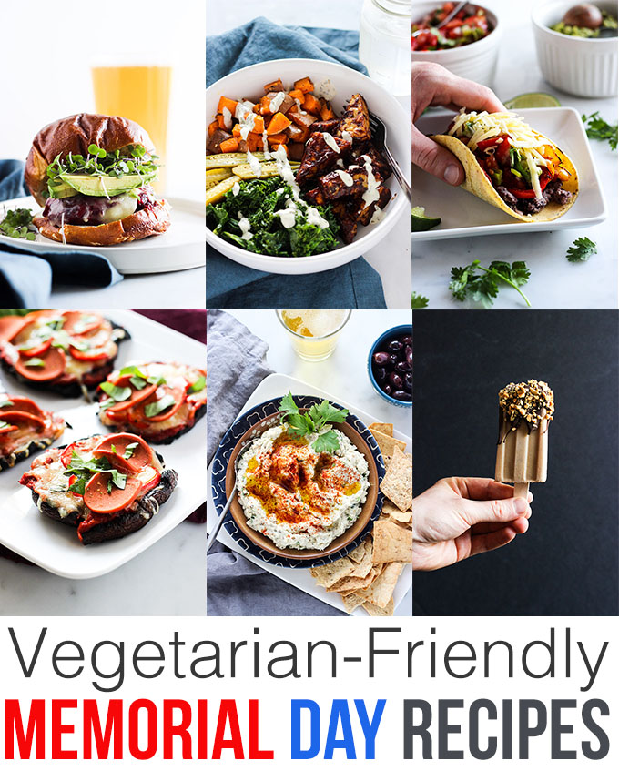 Vegetarian Friendly Memorial Day Recipes