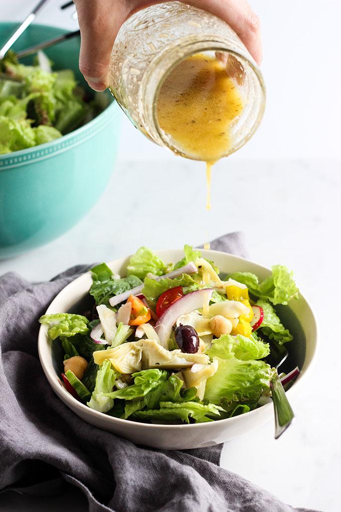 Simple Italian Salad 2