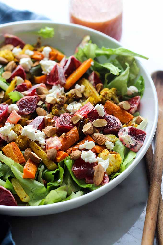 Blood Orange Moroccan Salad